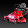 Big Dog Mowers website thumbnail