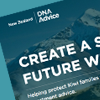 DNA Advice website thumbnail